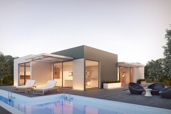 Las piscinas doblan el precio de una casa en venta
